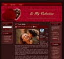 Thumbnail Chocolate Valentines Wordpress Theme