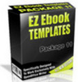 Thumbnail EZ Ebook Templates Package 11