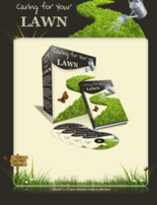 Product picture Lawn Care Niche Site Package
