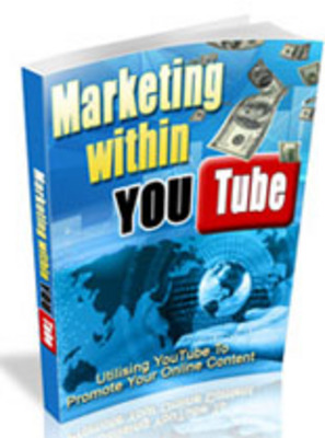 Product picture Marketing Within YouTube