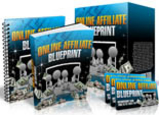 Product picture Online Affiliate Blueprint