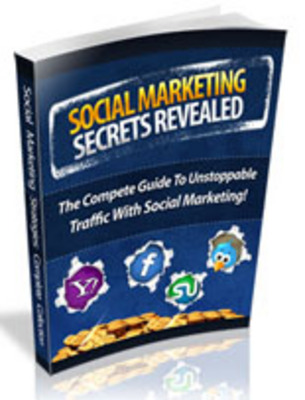 Product picture Social Marketing Secrets Revealed