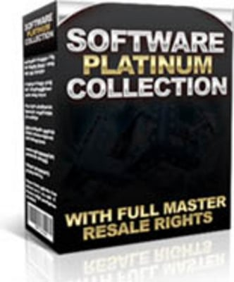 Product picture Software Platinum Collection