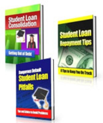 Product picture Student Loans PLR Package