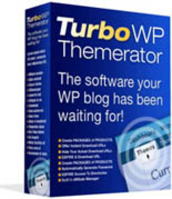 Product picture Turbo WP Themerator